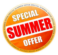 Regular promotions and special offers are a great way to engage your customers