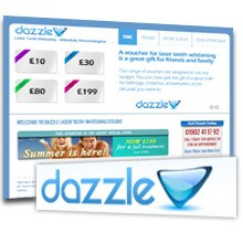 Dazzle Studio Website Update