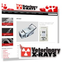 New website launched for Veterinary X-rays