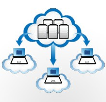 Your website will be hosted on state of the art Cloud Servers